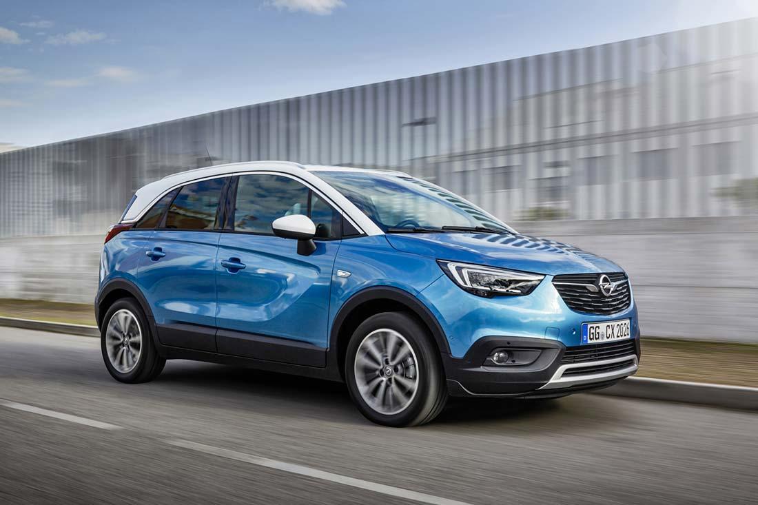 Najbolji automobil godine za 2018. - Opel Crossland X