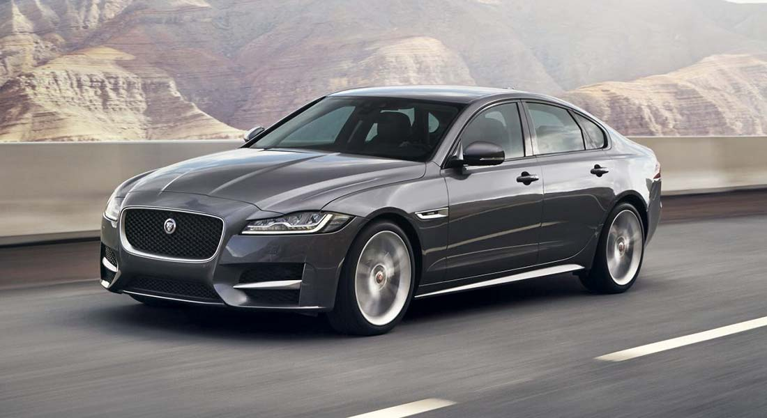 British Motors - Jaguar XF