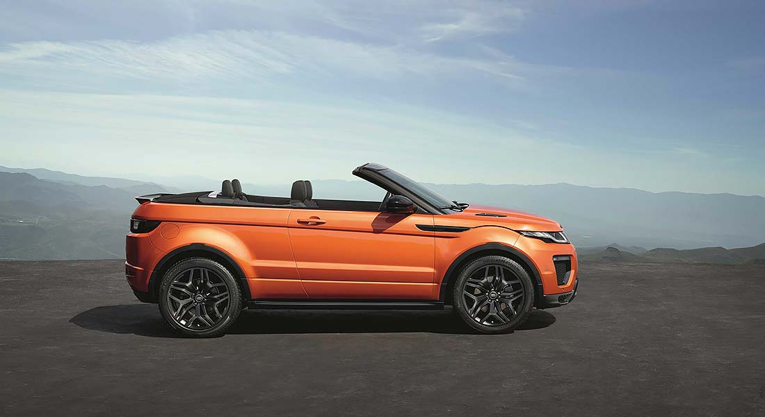 British Motors - Range Rover Evoque