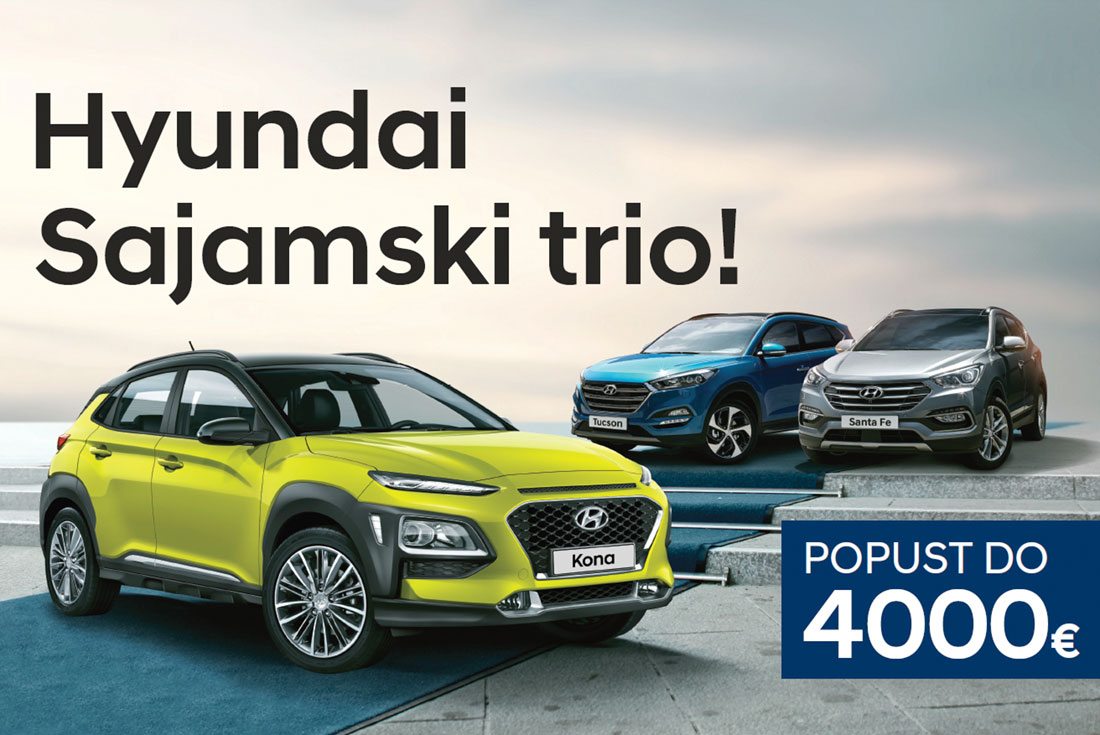 Hyundai - Sajamski trio