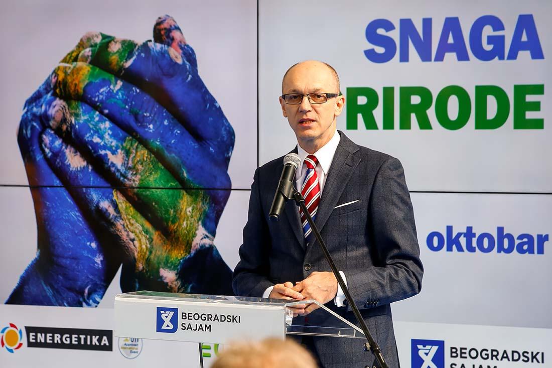 Goran Trivan, ministar zaštite životne sredine