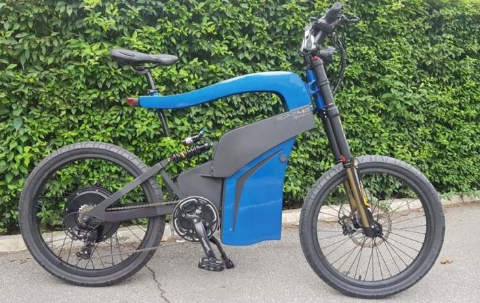 E PRIME električni bicikli