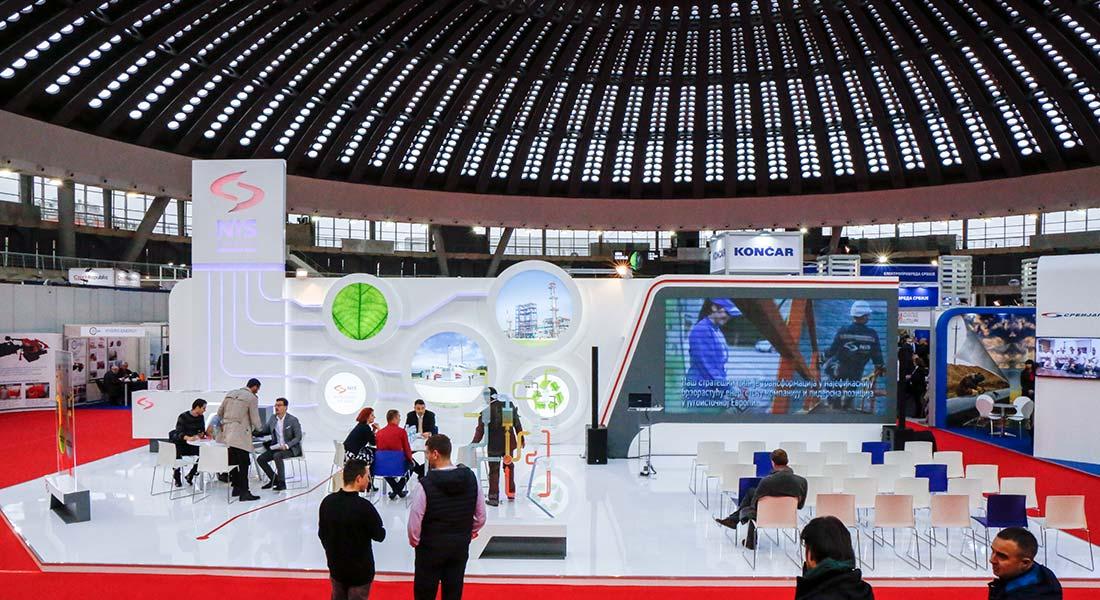 Međunarodni sajam energetike, Međunarodni sajam zaštite životne sredine i prirodnih resursa - ECOFAIR