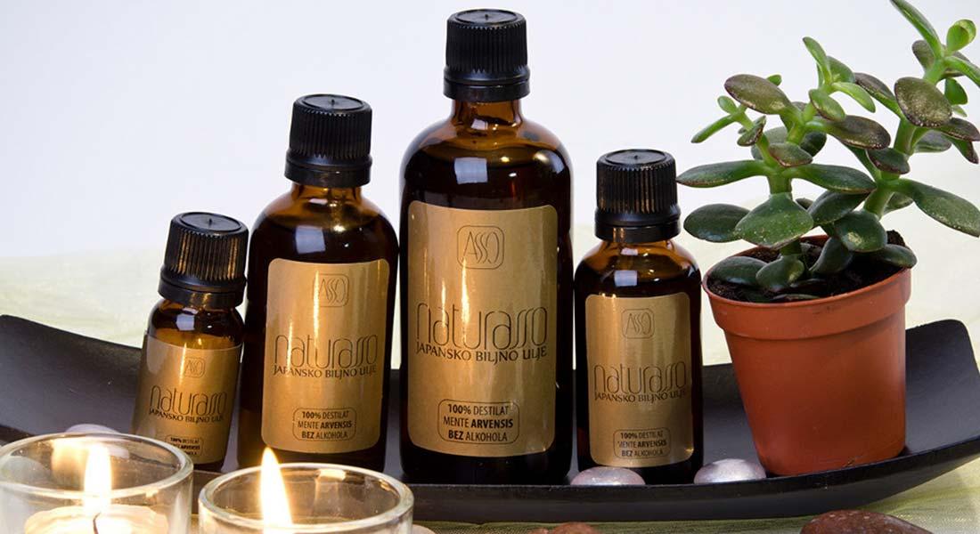 ASSO i japansko biljno ulje