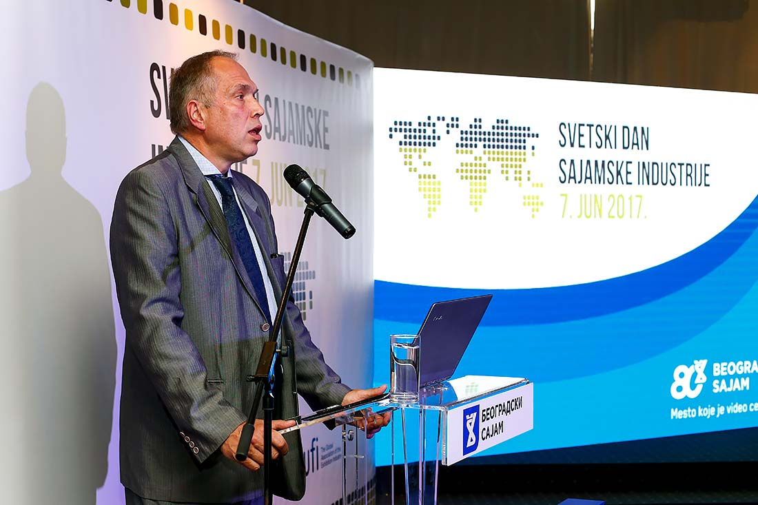 Miroslav Lutovac, direktor Sektora industrije PKS
