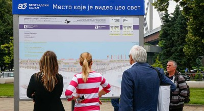 Beogradski sajam - član globalne moćne porodice