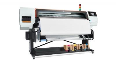 HP Stitch 500, први dye-sub принтер који користи thermal inkjet технологију