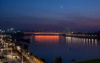 JKP Javno osvetljenje Beograd - Most Gazela
