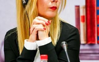 Danka Selić, generalna direktorka Beogradskog sajma