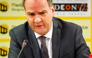 Filip Ge, ambasador Švajcarske u Srbiji