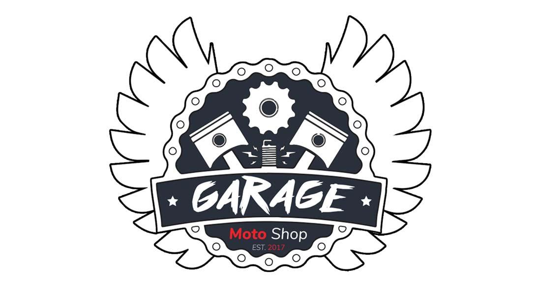 Garage moto shop