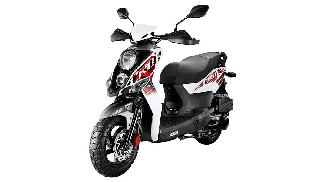 Teletrade i Motoring: Kawasaki, SYM, Daytona Motors...