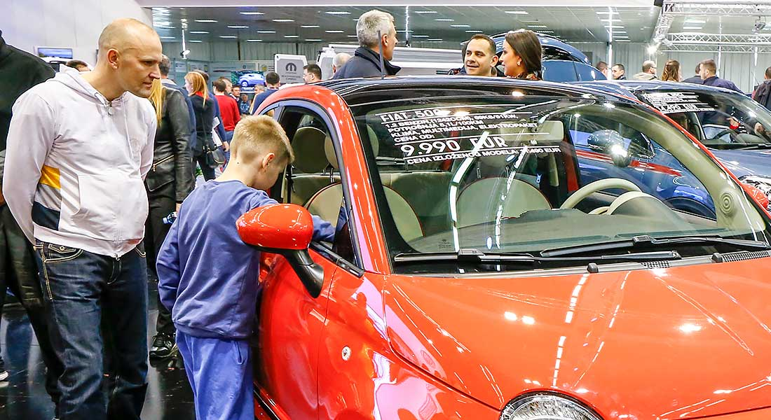 Salon automobila 2017.