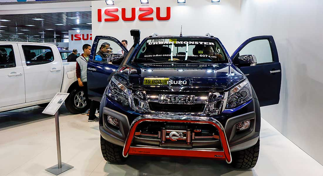 ISUZU Urban Monster
