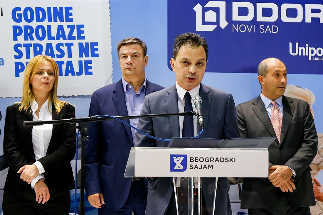 Aleksandar Vicentic, predsednik UO Asocijacije udruzenja proizvodjaca drumskih vozila