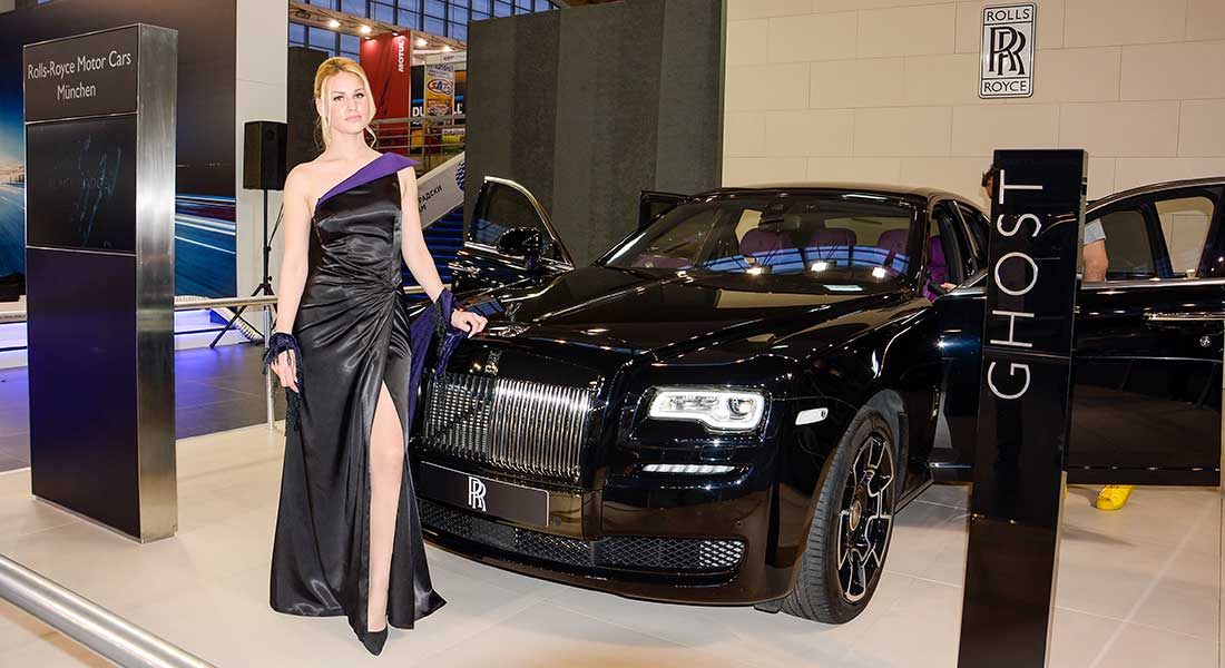 Rolls Royce - Ghost Black Edge