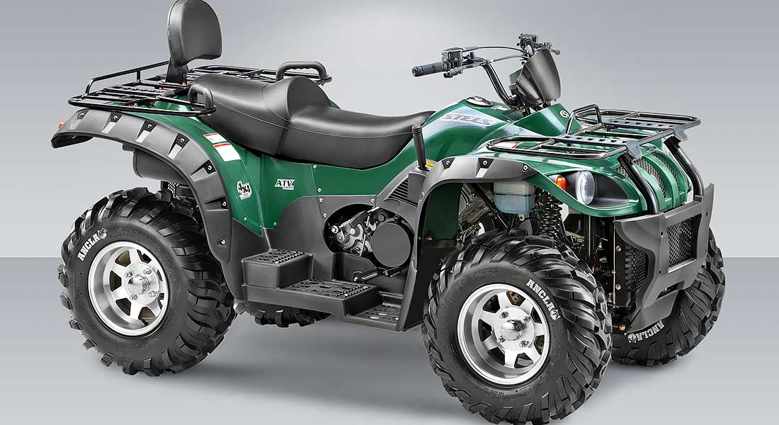 CTC Stels ATV 500GT