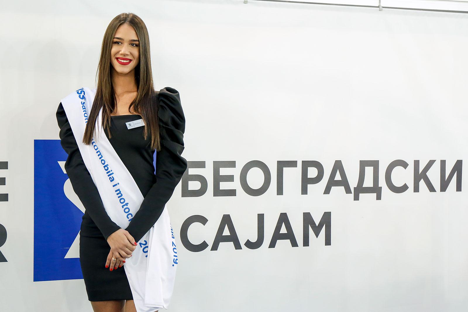 Miss Nevena Golubović (Peugeot)