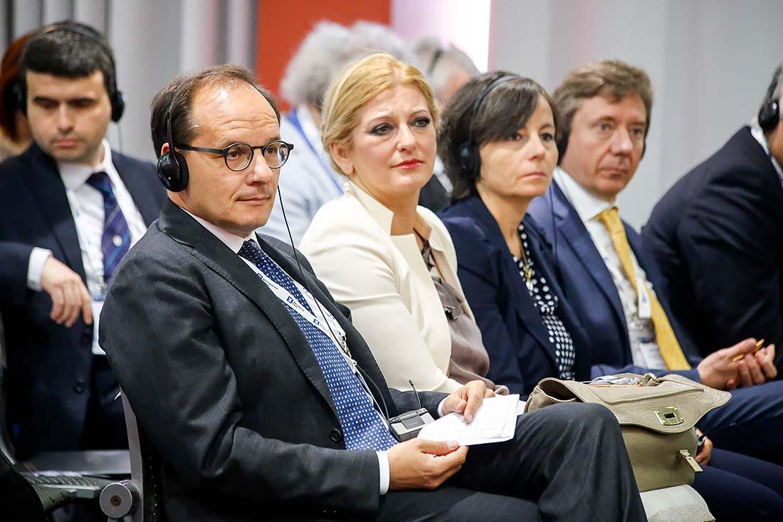 Đuzepe Manco, ambasador Republike Italije u Srbiji