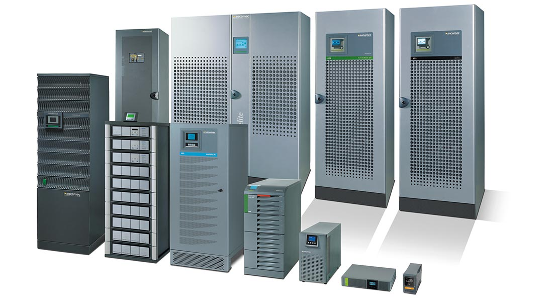 Socomec - Innovative Power Solutions