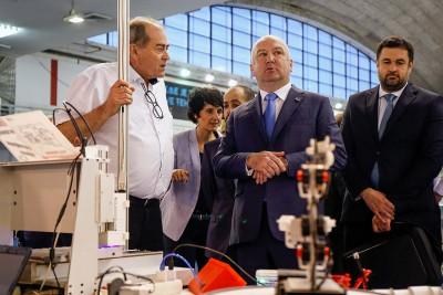 ministar u Vladi Srbije zadužen za inovacije i tehnološki razvoj Nenad Popović