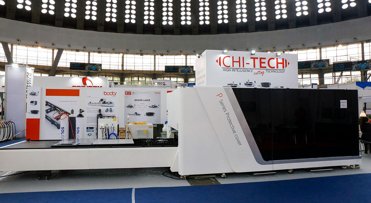 """Chi-Tech - """"bodor"""" serije P"""