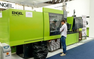 Engel Austria GmbH - e-mac 440/180 injection molding machine