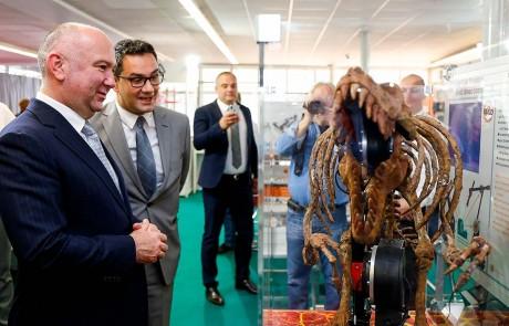 Ministar Nenad Popović na 62. Međunarodnog sajma tehnike i tehničkih dostignuća