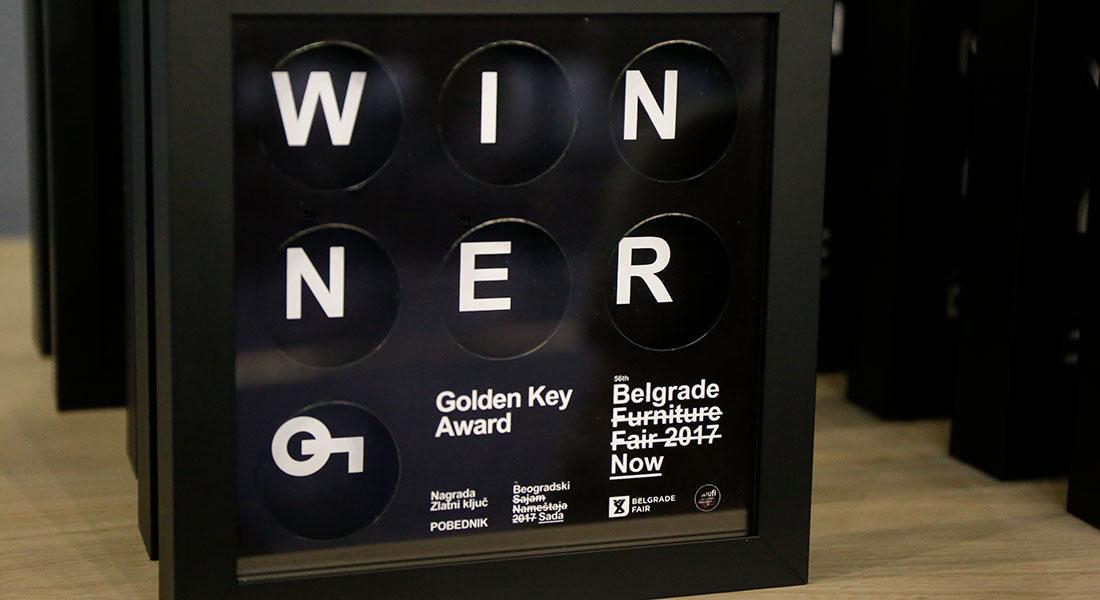 Zlatni ključevi za najbolje na ovogodišnjem sajmu