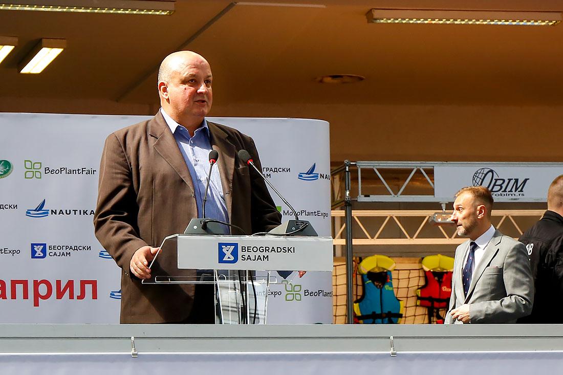 Velimir Stanojević, državni sekretar u Ministarstvu poljoprivrede, šumarstva i vodoprivrede