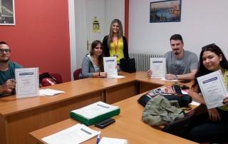 Merryland je specijalizovana škola za učenje engleskog i nemačkog jezika
