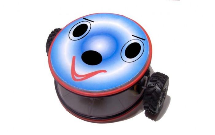 Zavod za udžbenike predstavlja robota Robija