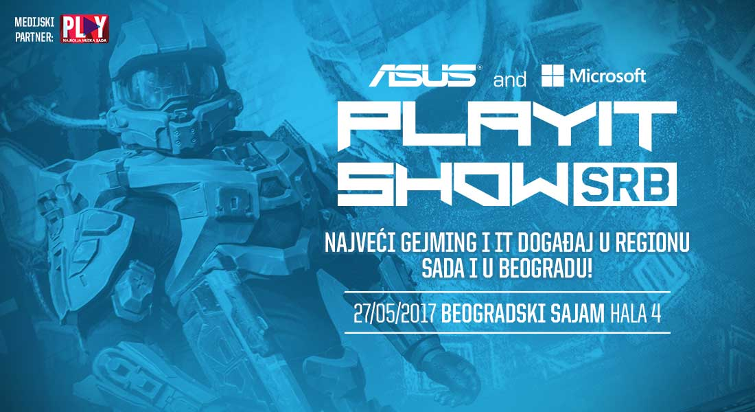 Play IT Show Serbia