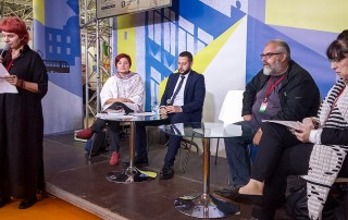 The International Belgrade Book Fair presented itself in Moscow