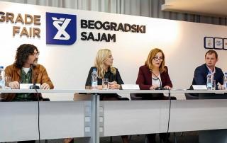 SEEBBE 2017 - Konferencija za novinare