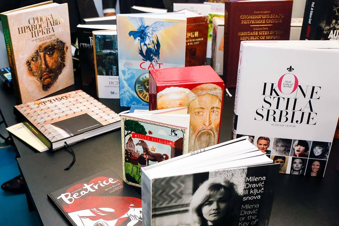 Svečano uručene nagrade 63. Međunarodnog beogradskog sajma knjiga