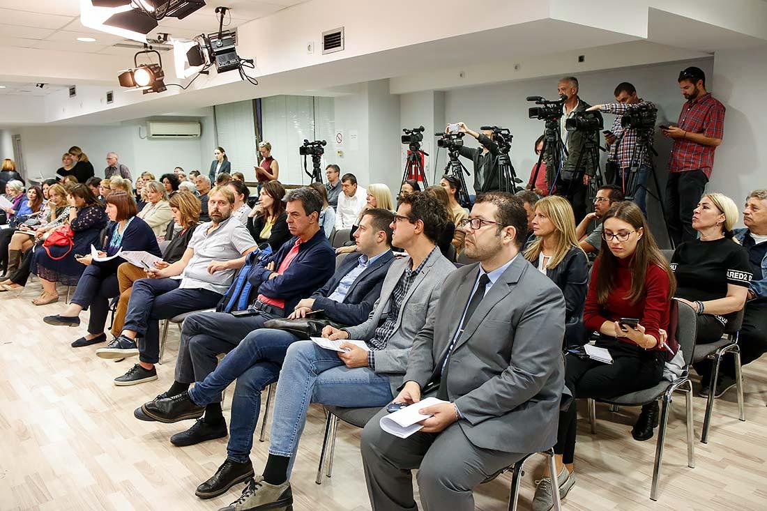 Održana druga konferencija za novinare povodom 63. Međunarodnog beogradskog sajma knjiga