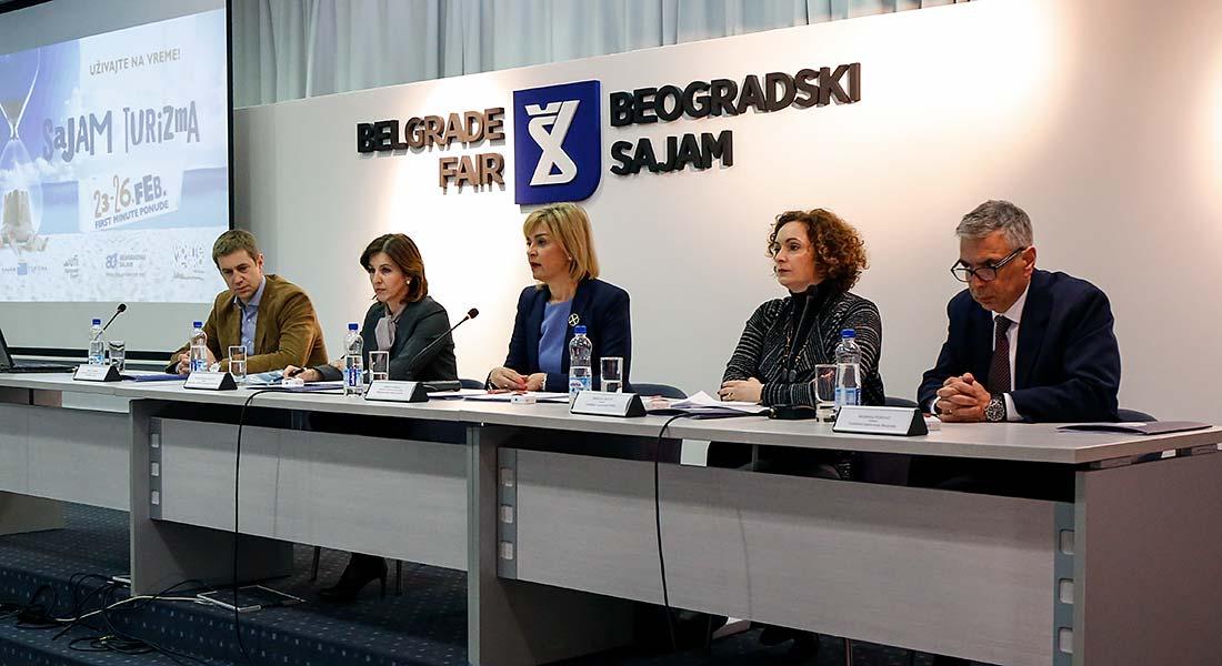 Sajam turizma - konferencija za novinare