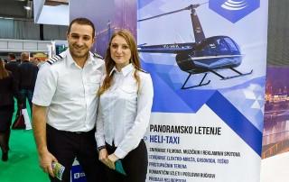 Nagradni pogled na Beograd – iz helikoptera