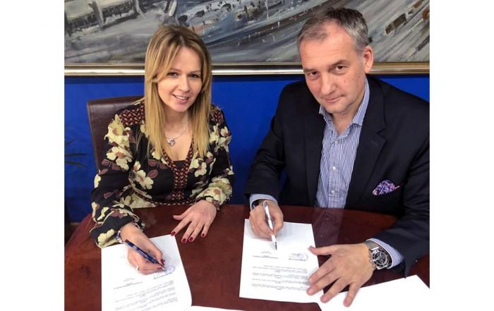 Potpisan ugovor između Beogradskog sajma i Asocijacije uvoznika vozila i delova Srbije